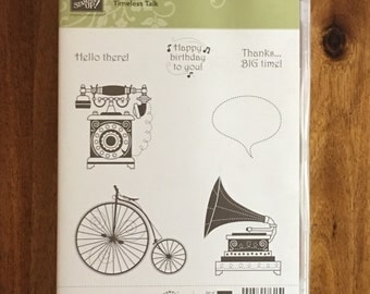 Stampin' UP! Timeless Talk