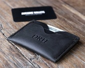 MUST SEE, Minimalist Wallet, Voted Best Leather Wallet, Men's Leather Wallet, Mens Wallets, Groomsmen Gifts, Leather Wallets #061