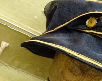 Bride hat - dream of organza