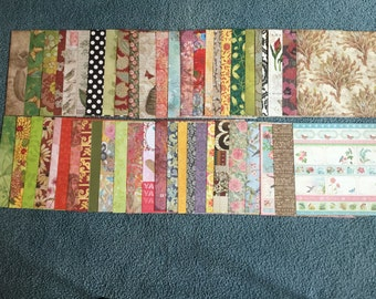 12x12 DOUBLE SIDED CARDSTOCK 50 Sheets