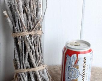 DIY Twig Bundles, Crafting Twigs, Twigs and Sticks, Stick Bundles, Real Natural Twigs, Craft sticks
