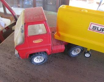 Vintage Toys - Tonka toys - Vintage Tonka Toys - Tonka Truck - Tonka - Metal Tonka Truck - Vintage Tonka Truck - Tonka Super Tanker