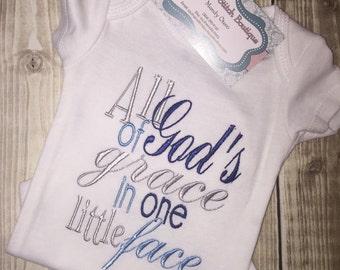 Newborn onesie, baby set, newborn set, baby boy onesie, embroidered baby onesie