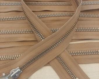 Ykk Two Way Metal Zipper type #8 -