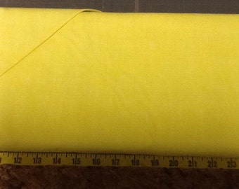no. 1018 Yellow sunshine Cool Weave Fabric by the Yard