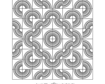 200 New York Beauty Quilt Layout Patterns