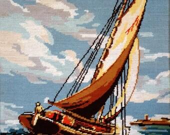 Boat Stool Etsy