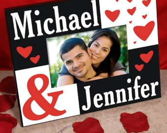 Personalized Just the Two of Us Picture Frame