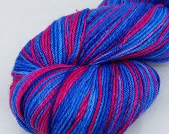 Hand Dyed - Superwash Merino