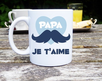 Original and customizable Mug, Mug French,