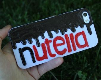 Nutella iPhone 5s hard case