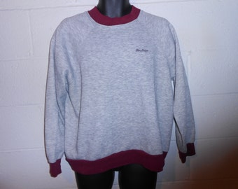 Vintage 80s 90s MacGregor Crewneck Sweatshirt Soft XL