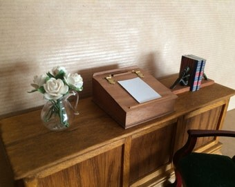 Writing Slope - Escribanía de viaje