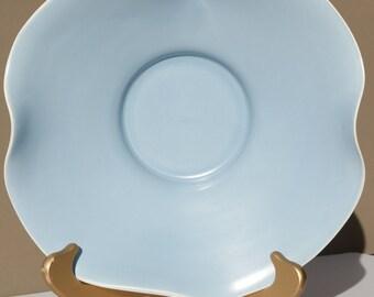 Vintage Powder Blue California Pottery Dish