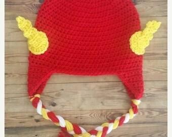 ON SALE NOW Crochet Flash Hat