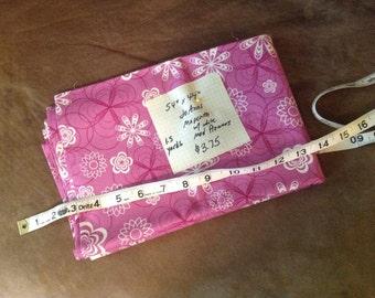 1.5 yards JoAnn Fabric Magenta cotton
