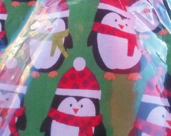 Penguin Scrubs Etsy