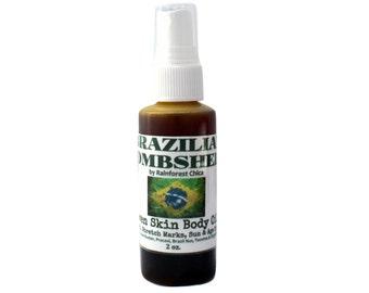 Brazilian Bombshell Even Skin Body Oil - Scars, Stretch Marks, Sun & Age Spots