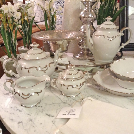 On Sale Now Schumann Bavaria Platinum Elegance Fine China