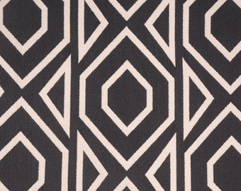 Nate Berkus Onyx Roca fabric - by the yard