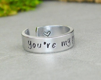 You're My Person Ring