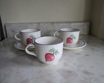 Pfaltzgraff Summer Breeze Cups/Mugs