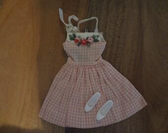 Skipper ~ #1913 Me 'N My Doll: dress and shoes