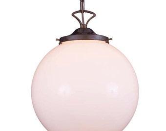 Globe Pendant Light 350mm