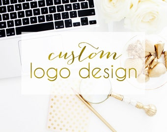 Custom logo design - Logo design -  Custom logo design for small business, photographer, shop, blog, web - OOAK logo