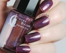 Miss Strange- Holographic- LARGE 15ml Nail polish [GROUP CUSTOM]