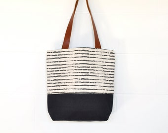 Tote Bag - Beach Bag - Canvas Tote - Yoga Carry all - Weekender Tote - Carry All - Shoulder bag - Hand Made in Australia