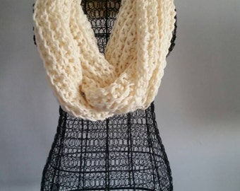Chunky infinity scarf, extra long infinity scarf, chunky scarf, infinity, crochet chunky scarf, lop scarf, circle scarf
