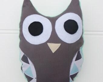Baby Owl Plush Toy