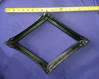 RARE VICTORIAN TRIANGLE Frame