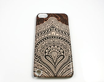 Bali Balinese iPod Touch 5 Hard Cover Shell Case Sleeve