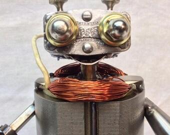 Master-P robot art