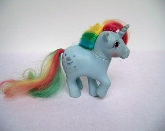 My Little Pony Moonstone Unicorn Pony Collectible Pony