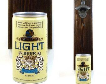 Schlitz Beer Opener Etsy