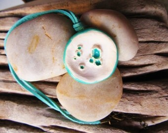 Barnacle Pendant Necklace