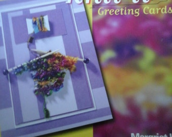 knitted greetings cards