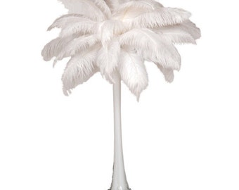 """1 - Ostrich Feathers Centerpieces w/ 14""""-17"""" Feathers and FREE SHIPPING"""