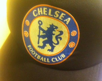 Retro Chelsea football cap