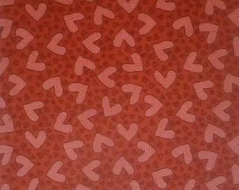 Moda~First Crush~Valentine~Cotton Fabric,Quilt, Craft, Fast Shipping HV122