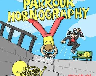 Parkour Hornography