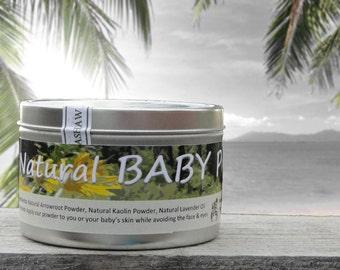 Natural Baby Powder