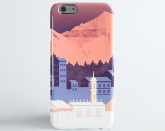 iPhone Case - The Town Limited Edition iPhone case for iphone 5 / 5S / SE and iPhone 6 / 6S
