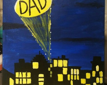 Calling for dad