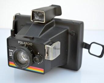 vintage POLAROID Instant 30 Land Camera 1978 70s