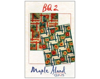 BQ2 Maple Islands Quilt Pattern