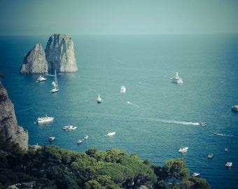Photo seascape Amalfi Coast Italy Download Picture Art
